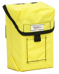 Fire Shelter Personal New Generation Yellow Vertical Front View