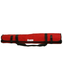 40-05-0002 Fire Truck Carpenters Tool Bag Service Center Red Closed