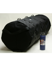 50-02-0025 Wildland Firefighter 6 Foot Tool Bag Black Closed View
