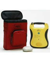 Defibtech AED Wildland Carry Case CAL Fire SD Style - Ruffian Specialties 50-04-0055