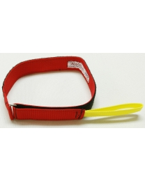 "Fire Hose Strap College Station FD Style Red 23"" Bundle Size - Ruffian Specialties 40-07-0019"