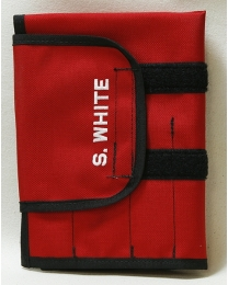 Firefighter Turnout Tool Roll Wrap Embroidered - Ruffian Specialties 40-01-0101