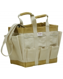 Heavy Canvas Tool Bag 4 Inch Pockets and Shoulder Strap - Ruffian Specialties 20-04-0004