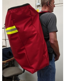 Stokes Wheel Backpack Bag Corona FD Style - Ruffian Specialties 40-06-0057