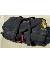 Wildland Fire Gear Bag 2 Compartment Aleman Style - Ruffian Specialties 50-02-0035
